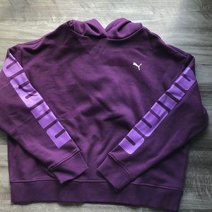 Puma Hooded Sweatshirt